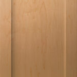 Vinings Flat-Maple-Clear Lacquer