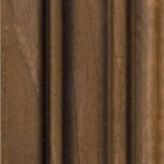 Glazed Dark Italian Walnut