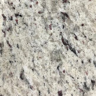 Granite - White Ornamental